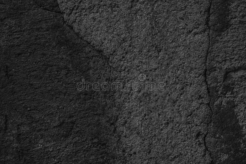 A textura concreta do emplastro monocromático, superfície da pedra, balança fundo rachado para o cartão foto de stock royalty free