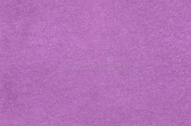 Textura cor-de-rosa do fundo de pano imagens de stock royalty free