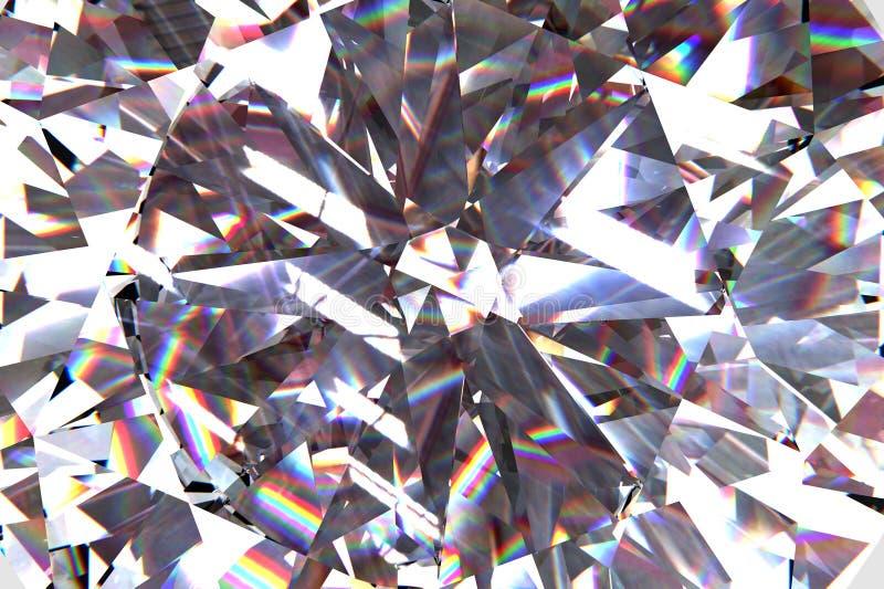textura cristalina abstracta del fondo 3d libre illustration