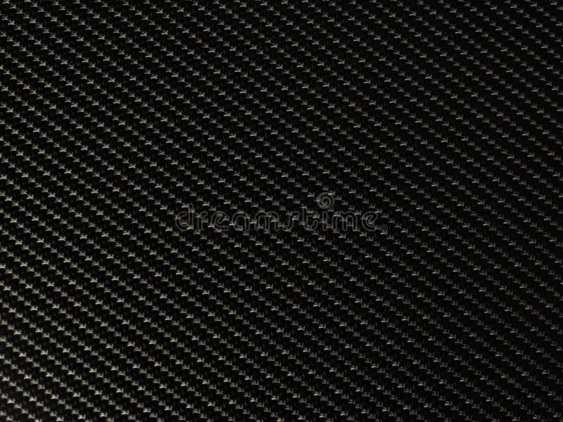 Textura CRUA da fibra do carbono ilustração do vetor