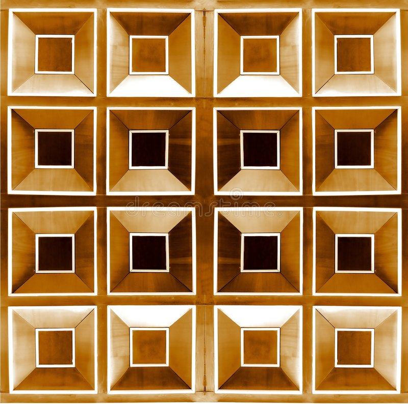 Textura cuadrada de madera imágenes de archivo libres de regalías