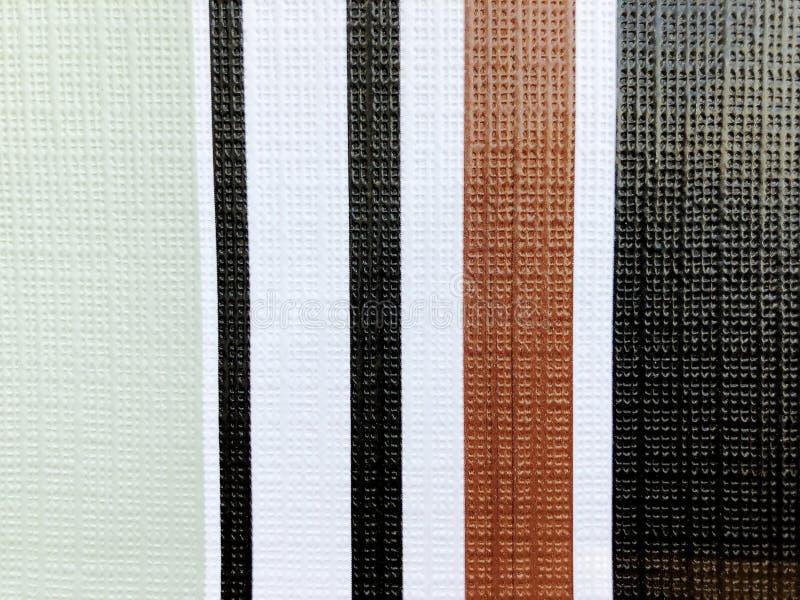 Textura a cuadros como fondo, imagen del mantel del primer fotos de archivo libres de regalías