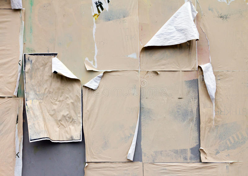 Textura cubierta Grunge de la pared fotografía de archivo