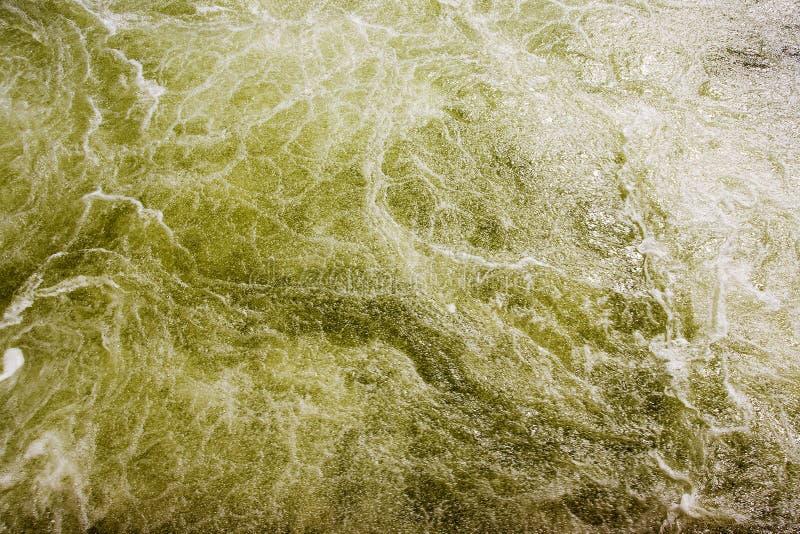 Textura da água imagem de stock royalty free