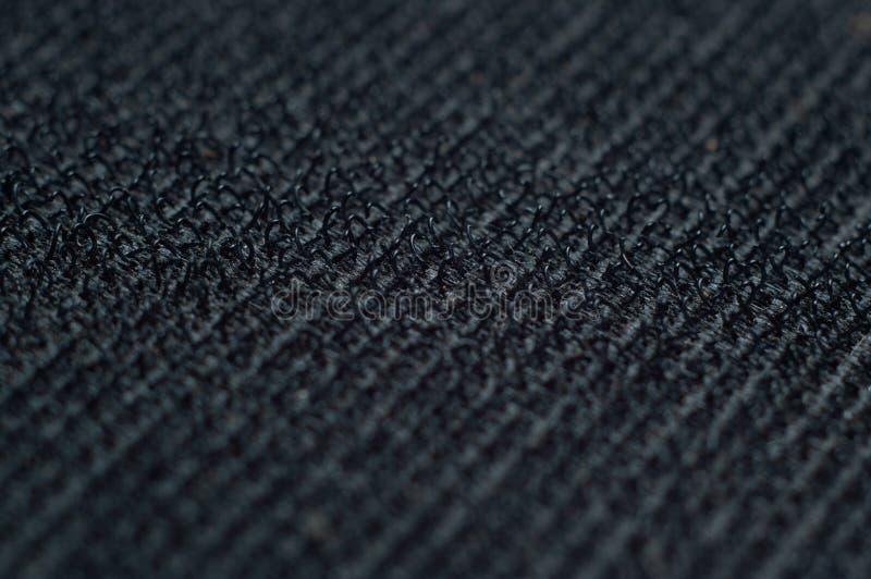 Textura da almofada de lixamento do revestimento protetor do gancho-e-laço do papel imagem de stock