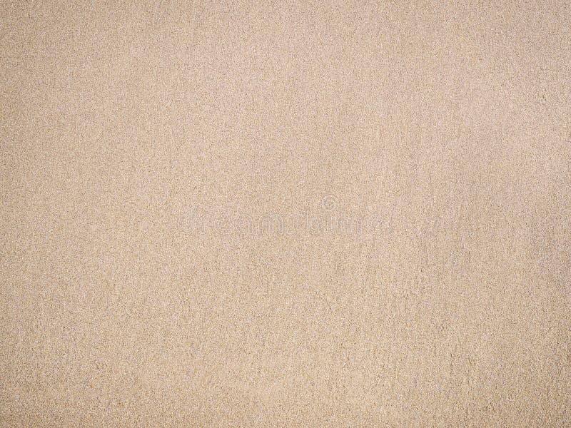 Textura da areia para o fundo do ver?o foto de stock royalty free