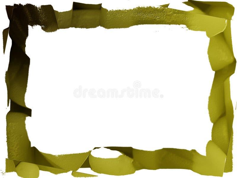Textura da azeitona do fundo ilustração stock