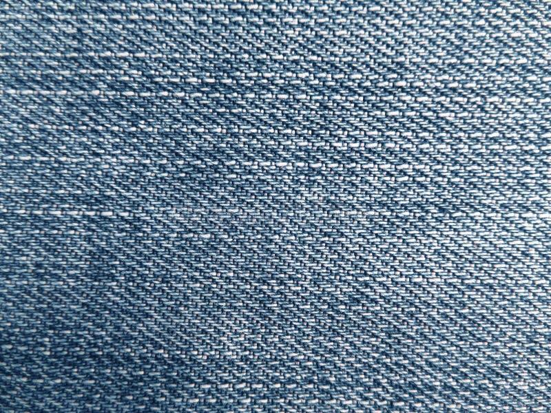 Textura da calças de ganga fotografia de stock royalty free