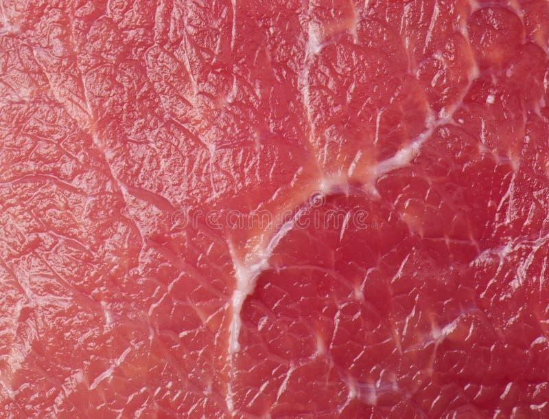 Textura da carne crua fotos de stock royalty free