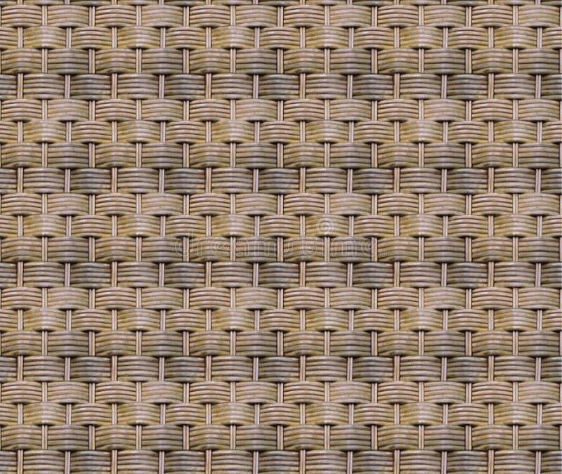 Textura da cesta ilustração do vetor