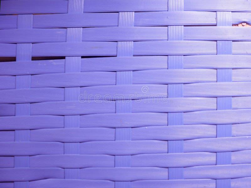 Textura da cesta de vime quebrada velha imagens de stock