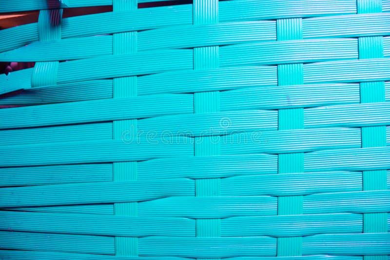 Textura da cesta de vime quebrada velha As linhas são desiguais, chanfrado, fotos de stock royalty free