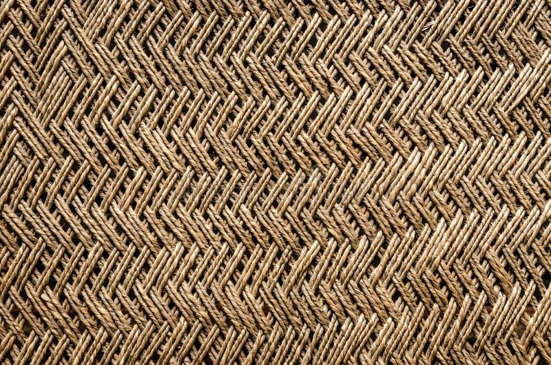 Textura da corda imagem de stock royalty free