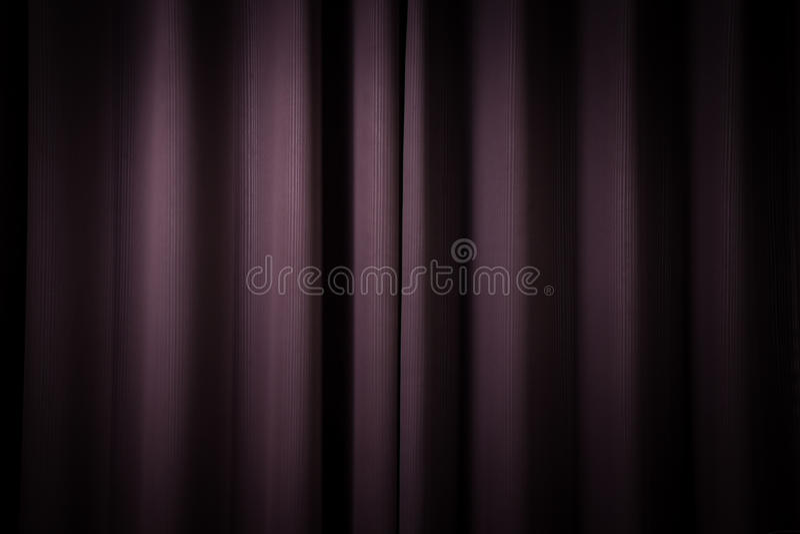 Textura da cortina imagens de stock