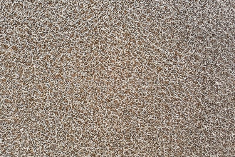 Textura da esponja de Yellow Sea fotografia de stock royalty free