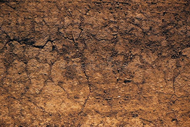 Textura da estrada de terra do país fotografia de stock