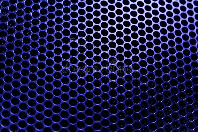 textura da estrutura azul no luminoso foto de stock royalty free