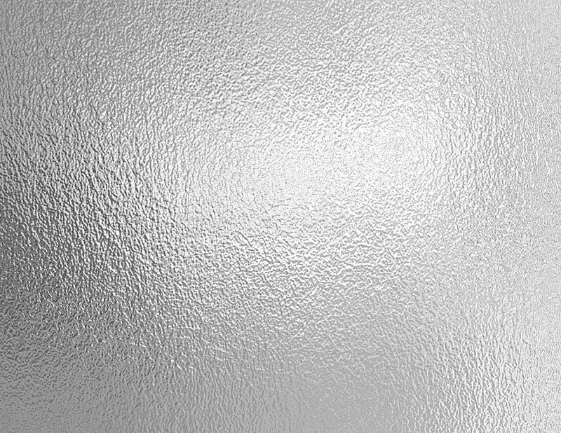 Textura Da Folha De Prata Foto De Stock Imagem De Dobrado