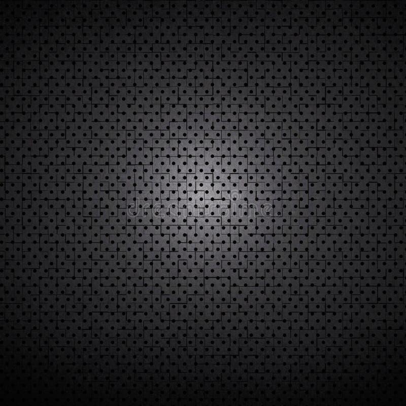 Textura da grade do orador ilustração royalty free