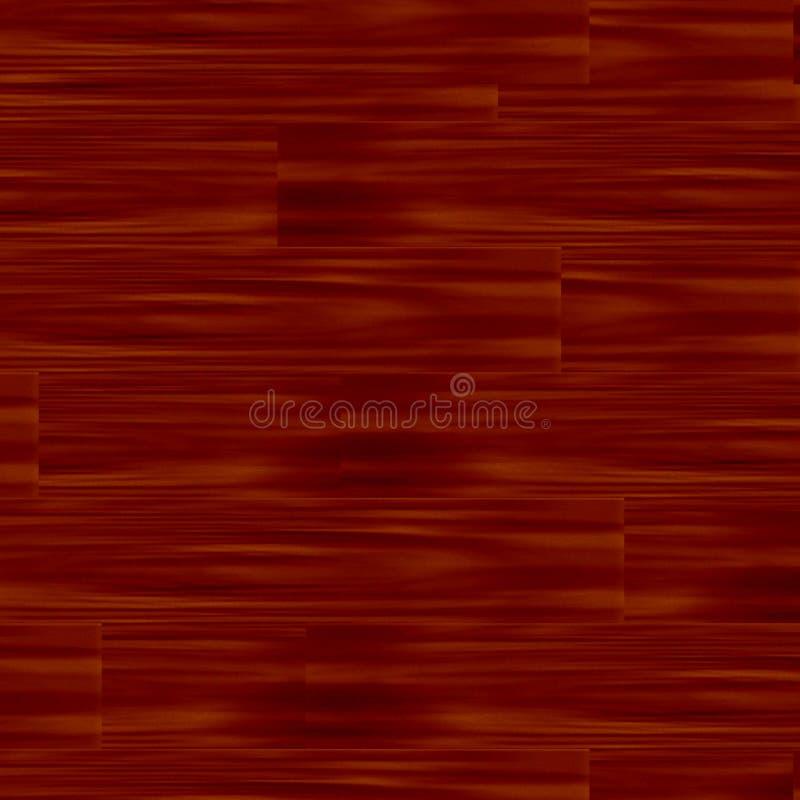 Textura da madeira da cereja ilustração stock