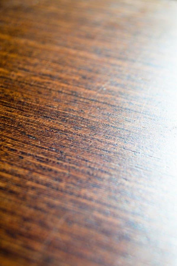 Textura da madeira de Brown, placa de corte Parquet, natural fotografia de stock royalty free
