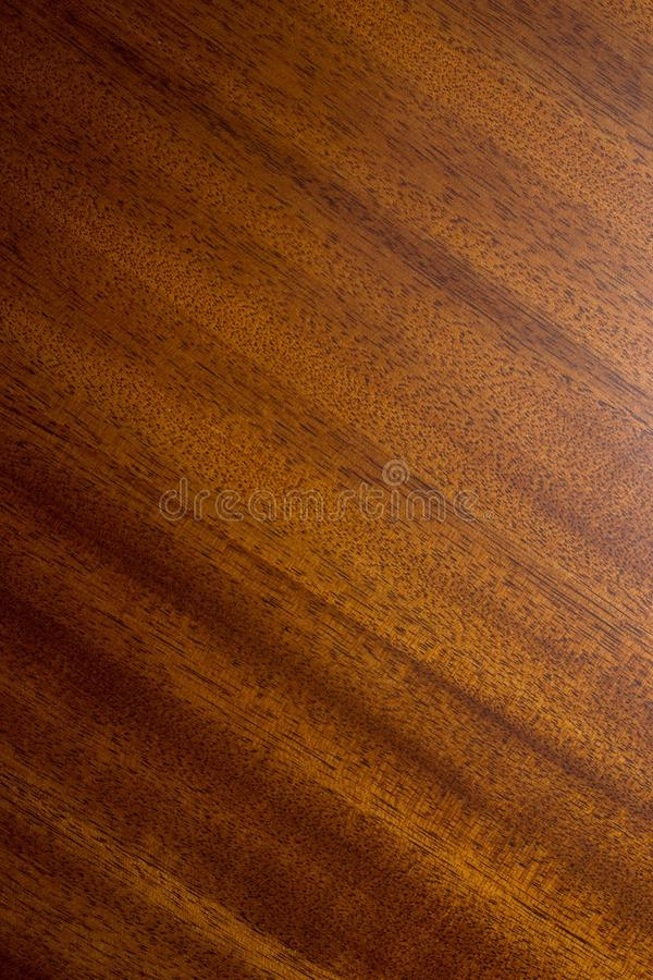 Textura da madeira de mogno imagem de stock