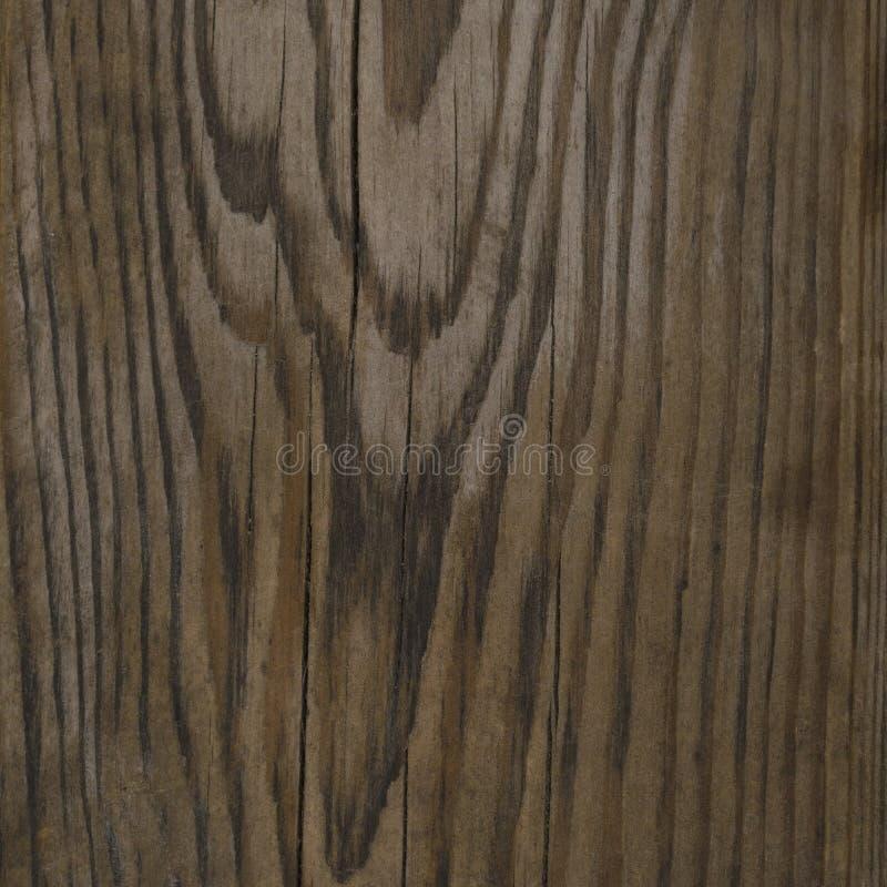 Textura da madeira escura imagens de stock