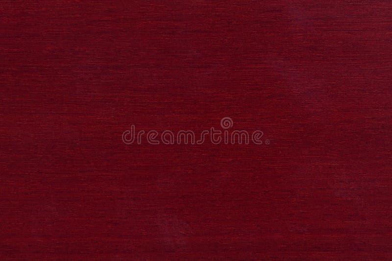 Textura da madeira vermelha ao floorboard do pinkado fotos de stock royalty free