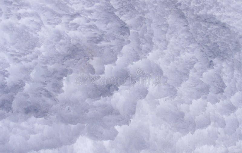 Download Textura da neve imagem de stock. Imagem de gelo, se, congelar - 534967