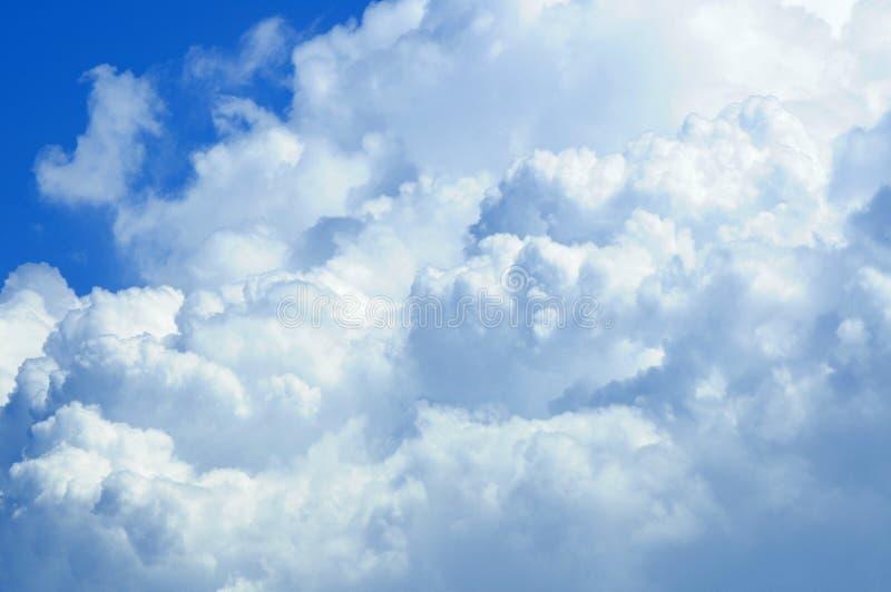 textura da nuvem fotografia de stock royalty free