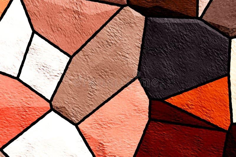 Download Textura da parede ilustração stock. Ilustração de pedra - 530024