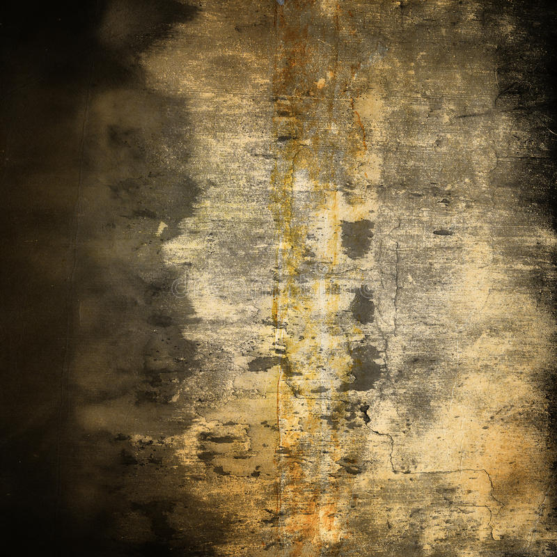 Textura da parede de Grunge ilustração royalty free