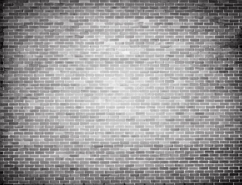 Textura da parede de tijolo de Grunge Fundo do vetor ilustração do vetor