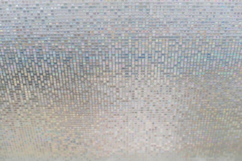 Textura da parede de vidro imagem de stock