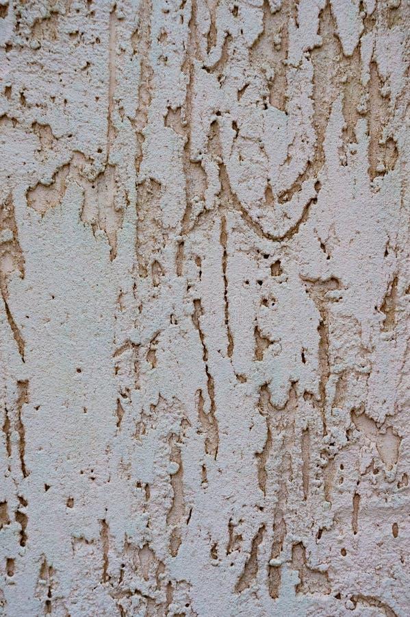 Textura da parede decorativa do estuque como um fundo imagem de stock