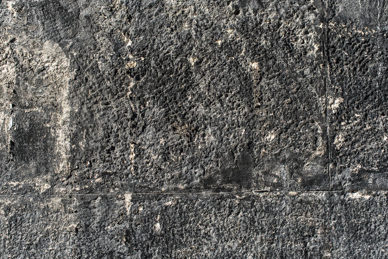 Textura da parede do Grunge Foto detalhada do close-up foto de stock