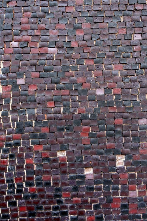 textura da parede do mosaico imagens de stock royalty free