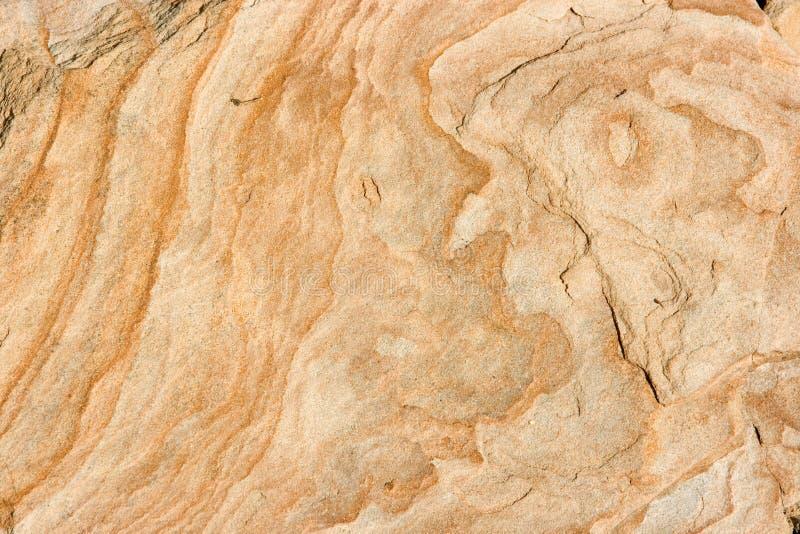 Textura da pedra velha da areia fotografia de stock