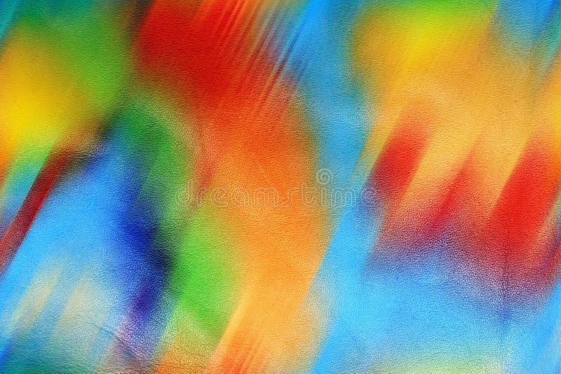 Textura da pele colorida ilustração royalty free