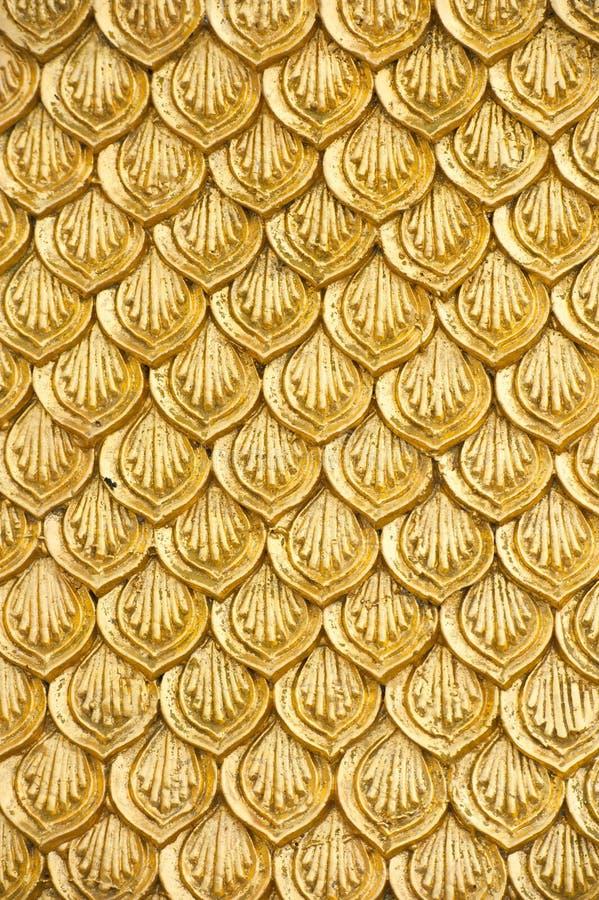 Textura da pele do dragão fotos de stock royalty free