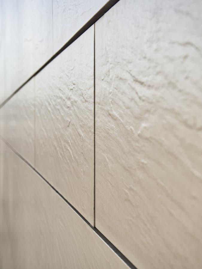 Textura da perspectiva das telhas do granito fotos de stock royalty free