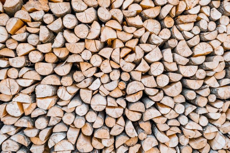Textura da placa da casca da lenha Fundo de madeira imagem de stock royalty free