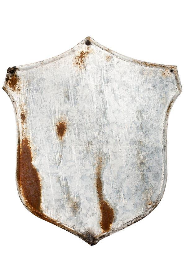 Textura da placa de metal foto de stock