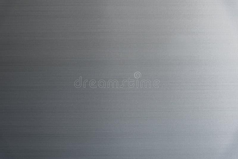Textura da porta preta do refrigerador para o fundo fotos de stock