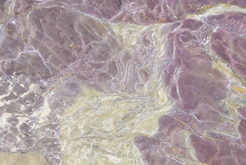Textura 1 da rocha imagens de stock royalty free