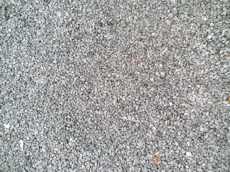 Textura da rocha esmagada fotografia de stock