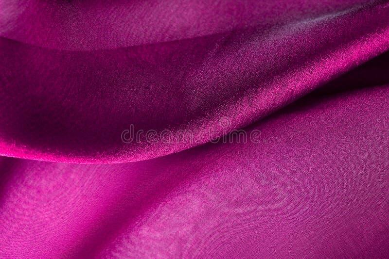 Textura da seda da tela foto de stock