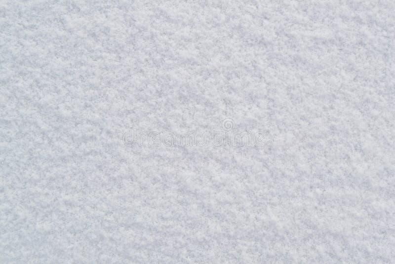 A textura da superf?cie da neve imagem de stock royalty free