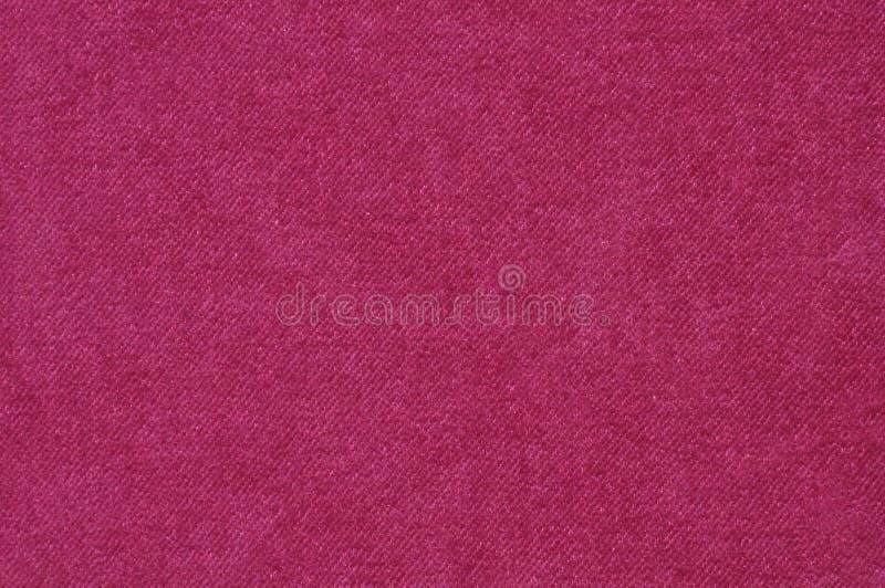 Textura da tela cor-de-rosa imagens de stock
