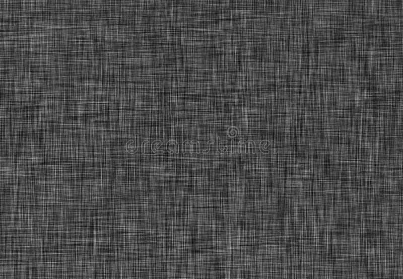 A textura da tela na pilha pequena Tela de imitação abstrata como o teste padrão da textura Aflija a textura coberta para o seu ilustração stock